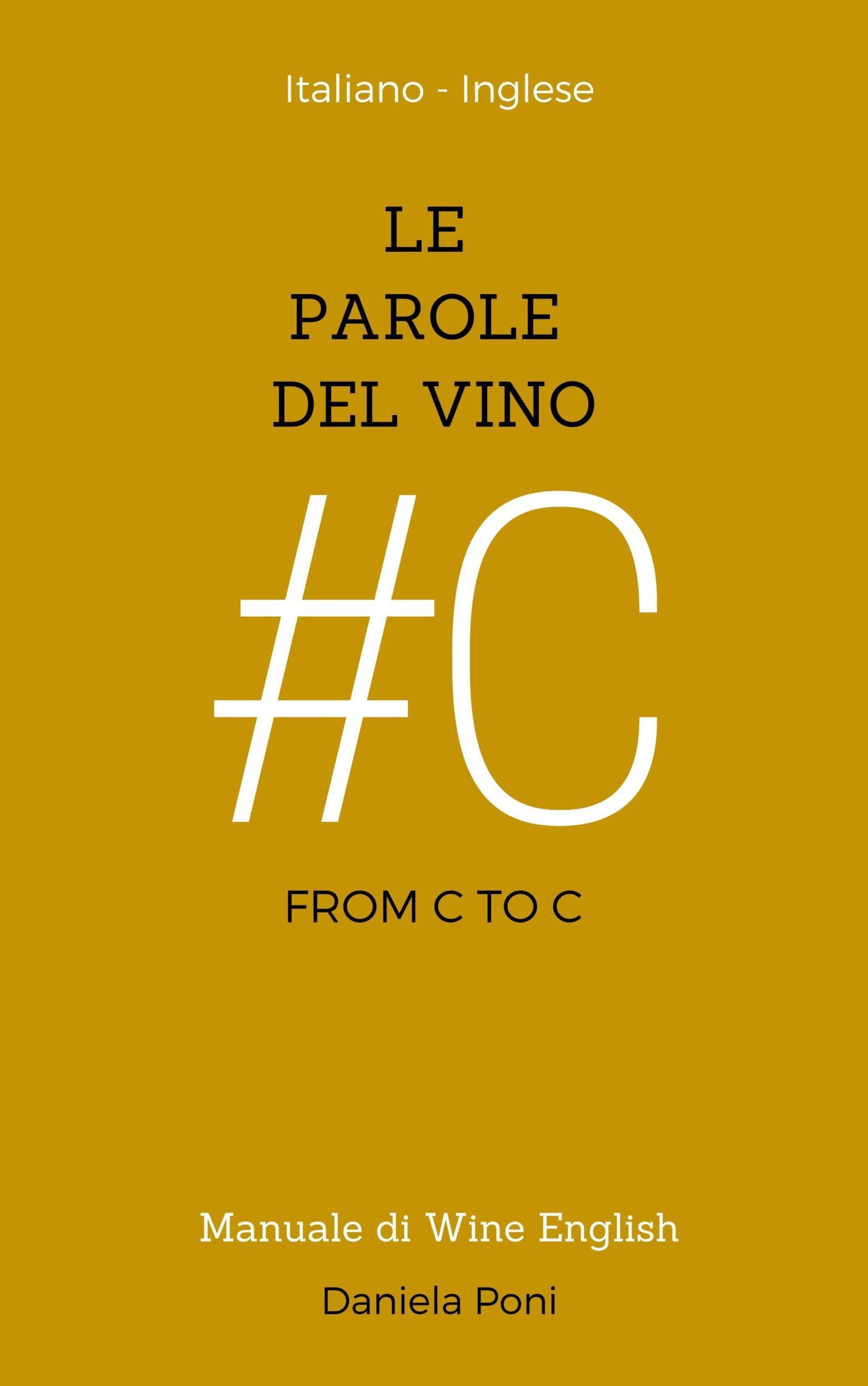 le parole del vino C
