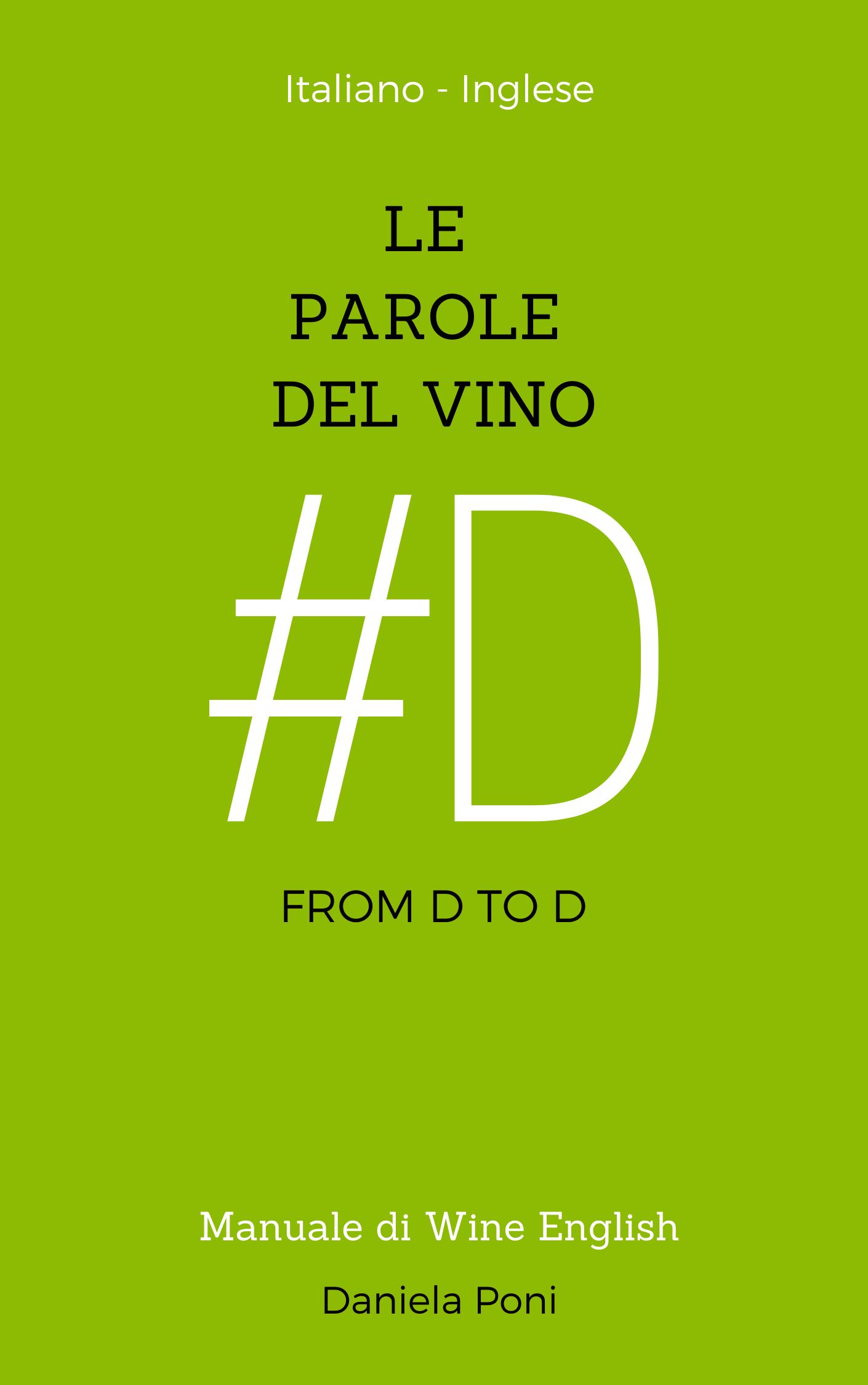 DANIELA PONI wine english